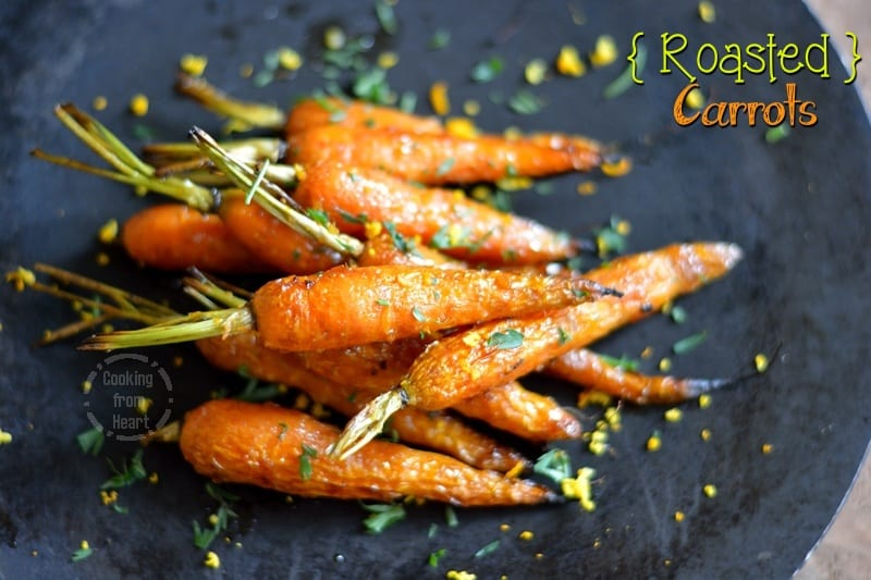how to cook honey baby carrots