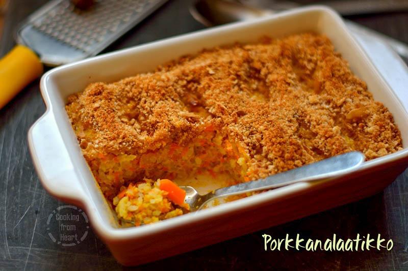 Cooks Com Carrot Cake