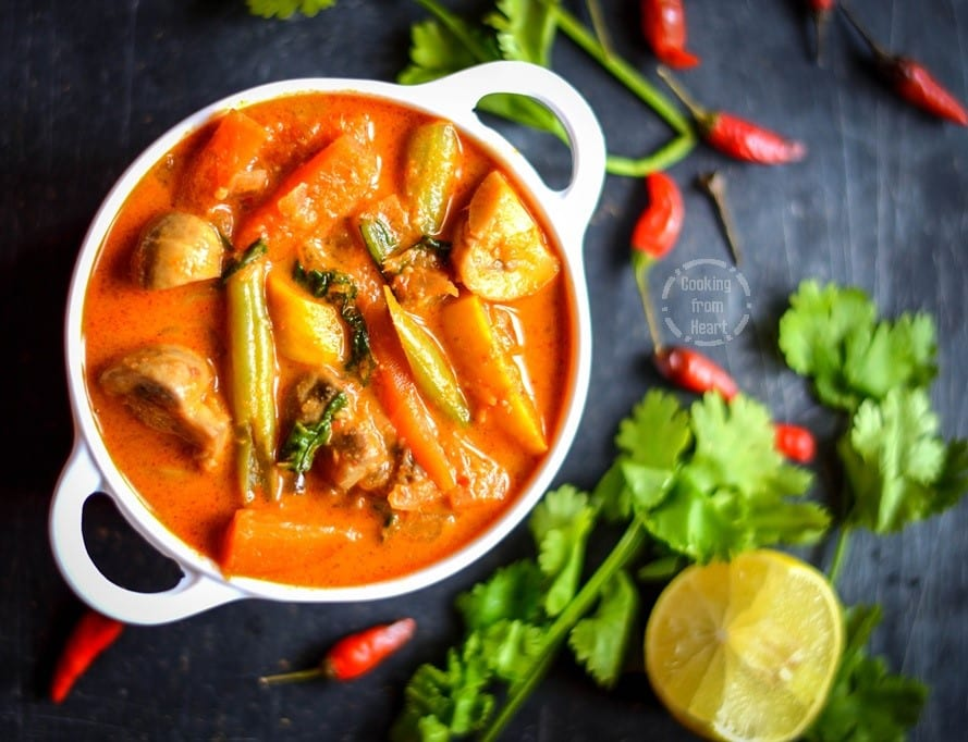 Thai Red Curry (2)