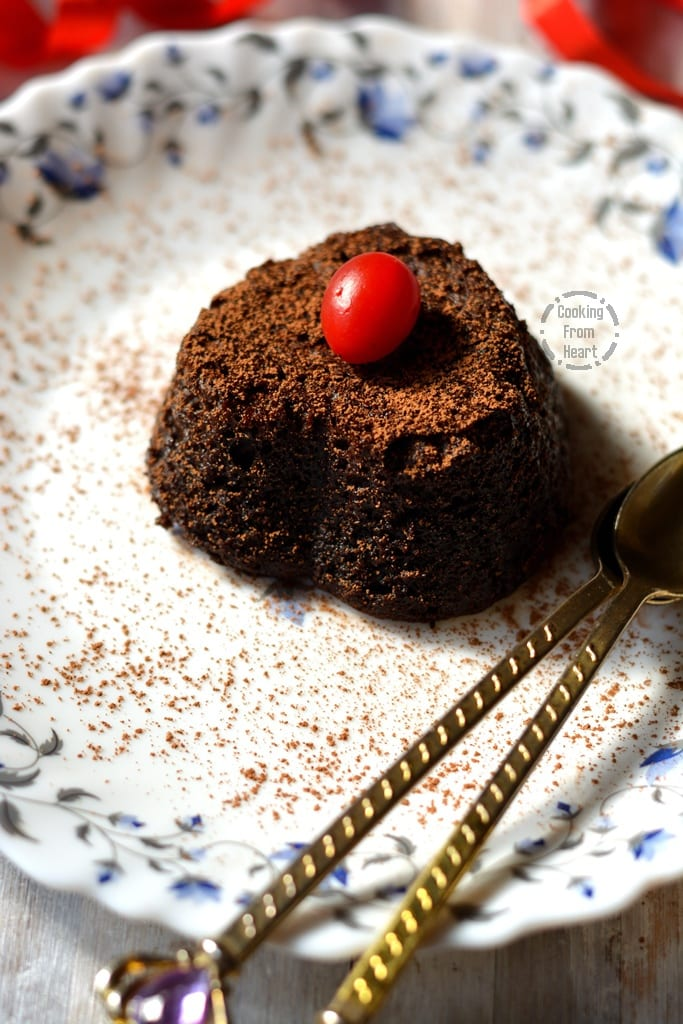 Choco Lava Cake Recipe By Domino S