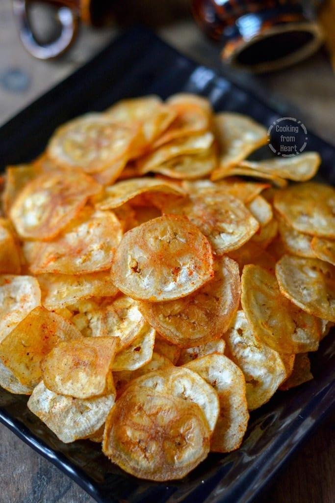Vazhakkai Chips