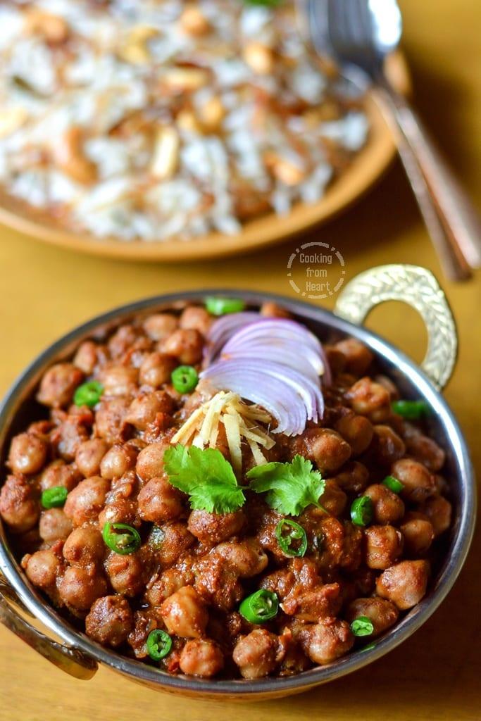 Pindi Chole